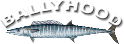Ballyhood Top Gun Fishing Lures