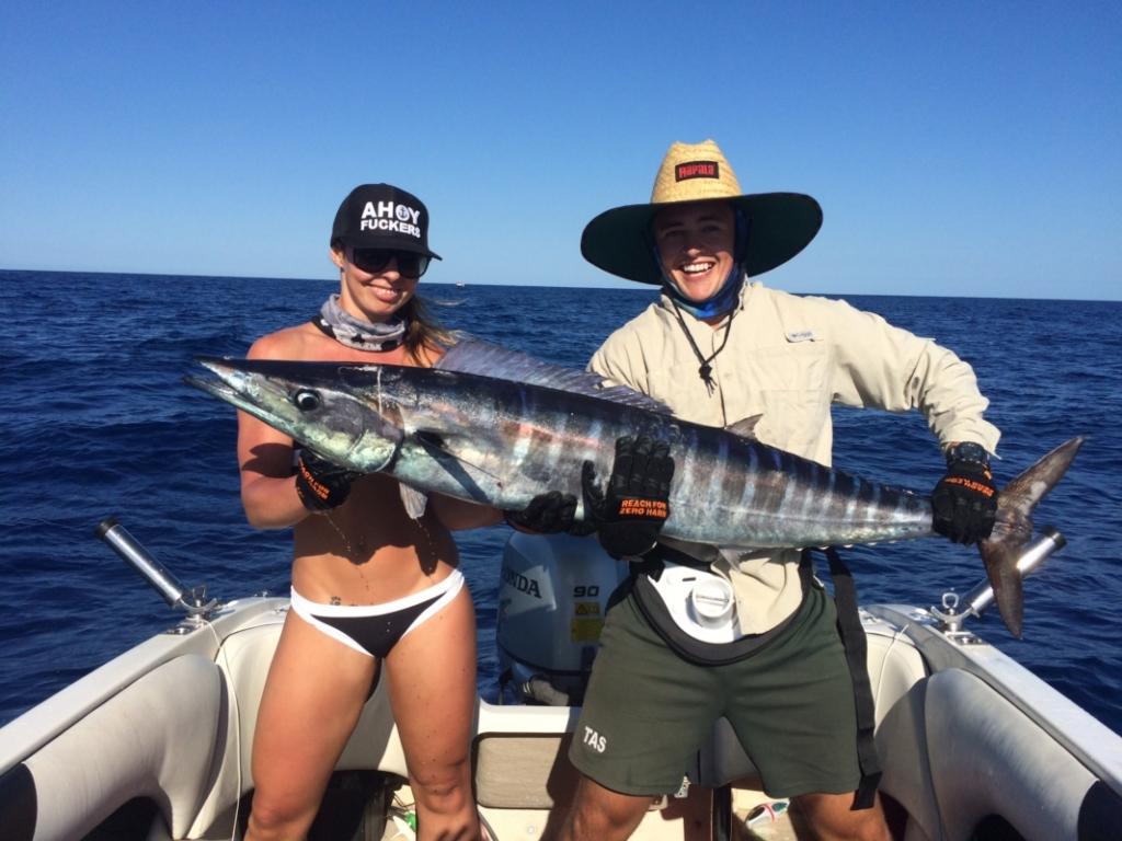 Ballyhood Top Gun Fishing Lures   Top Gun Saltwater Trolling